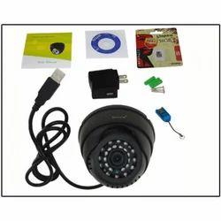TF Card Slot IR CCTV Camera