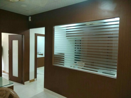 Wooden Office Partition Cabins वडन ऑफस