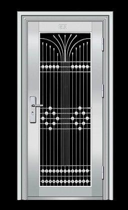 Silver Stainless Steel Door Shape Rectangular Rs 27500