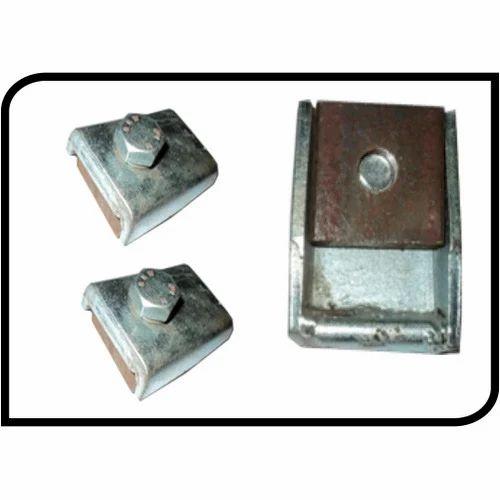 Rail Clamp-EOT Cranes Spare Parts - Rail Clamp 30 LBS Manufacturer