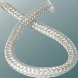 High Temperature Round Glass Fiber Braided Rope