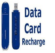 Data Card Recharge Services