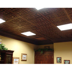 Cork Ceiling Panels