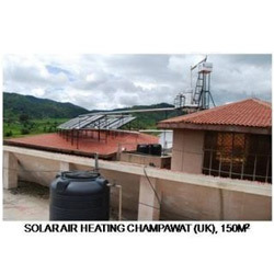 Solar Air Heating