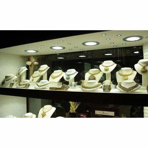 Jewellery Shop Interior Designing In Noor Nagar Extension New