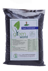 Organic Vermicompost Powder