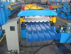 Heavy Duty Corrugated Roll Forming Machine