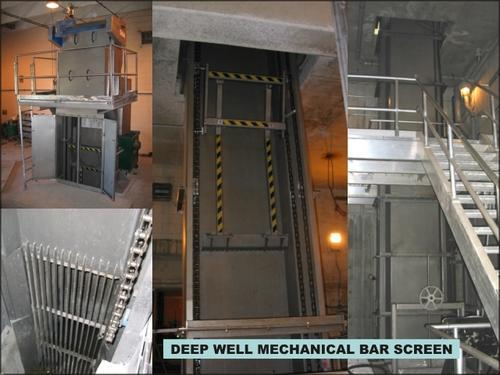 Mechanical Bar Screens