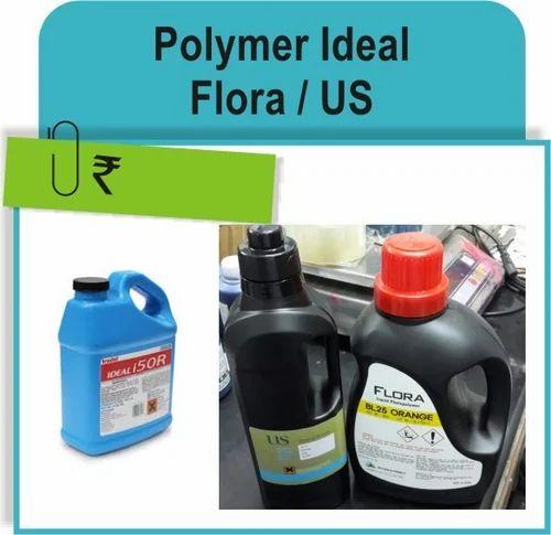 Polymer Stamp Liquid - Photo Polymer Stamp Resin Flora