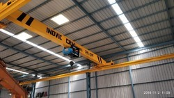 Single Girder Semi EOT Crane
