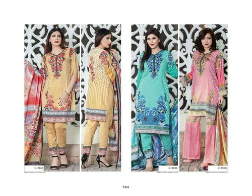 f60daa537d Dawood Printed Lawn Suits - Dawood Printed Lawn Suits 2017 Wholesale  Distributor from Surat