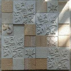 Carving Mosaic Tiles