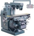 Horizontal Milling Machine, Model No.: Jhv500