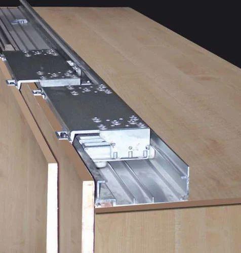 Inline Wardrobe Sliding System At Rs 40000 Set Sliding