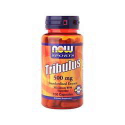 Now Sports Tribulus Terrestris, Packaging Size: 90 Tablet, Packaging Type: Bottle