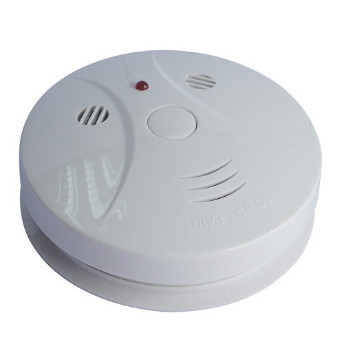 Electric Fire Smoke Detector, for Residential Buildings