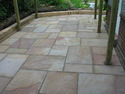 Rippon Buff Paving Slabs