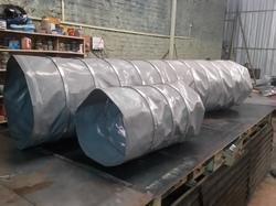 Cement Plant Bulk Loading Unloading Bellows