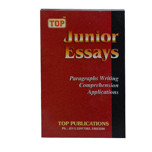 junior english essay book