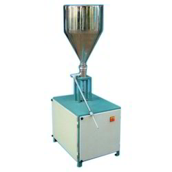 Mehndi Cone And Paste Filling Machine