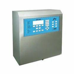 Fire Alarm Control Panel Godrej Fi-Warn Addressable Alarm Systems