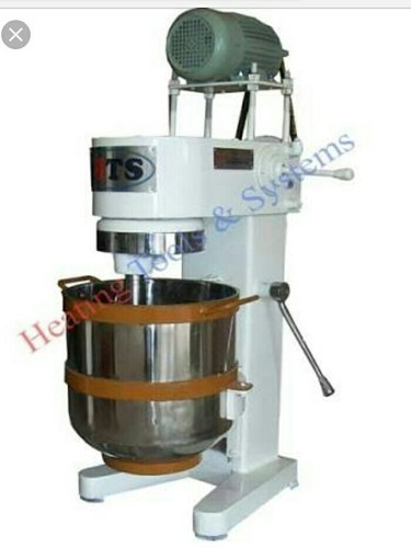 Stainless Steel White Planatery Mixer