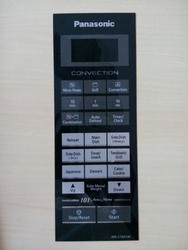 Microwave Touch Pad