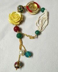 Floral bracelet watches