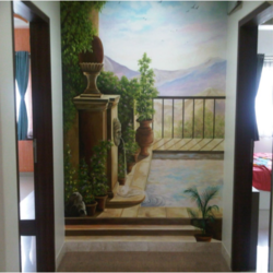 3D Wall Paintings At Rs 550 Square Feet