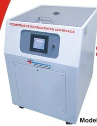 Component Refrigerated Centrifuge