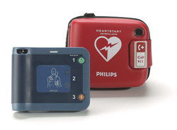 Philips Heartstart Frx Defibrillator - New Aha Guidelines