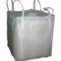 White Polypropylene Jumbo Cement Bags