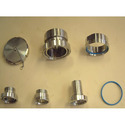 Precision Turned Fittings Machined components_parts_cnc_vmc