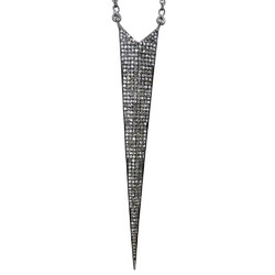 Diamond Silver Pendant