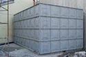 GRP Water Storage Tank