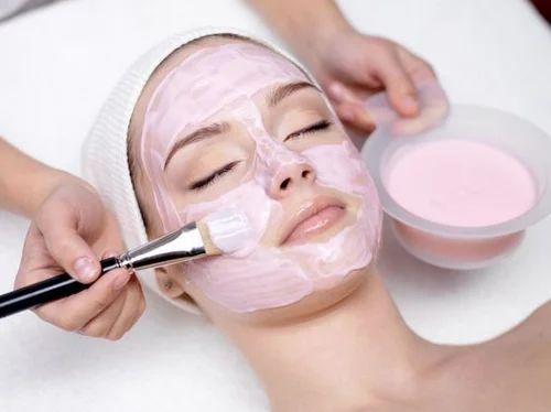 Image result for pink face pack