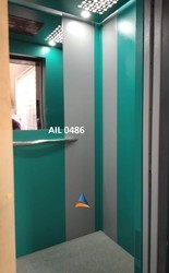 Design Cabin Powder Coated Lift