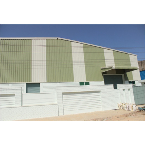 Roofing Cladding Sheets - Jindal Color Coated Sheets Manufacturer