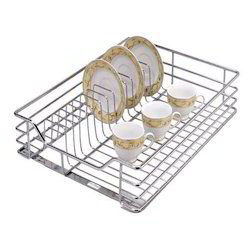 Etonnant Stainless Steel Basket, Size: 40 X 25 X 30 Mm