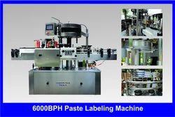 6000 BPH Paper Labeling Machine