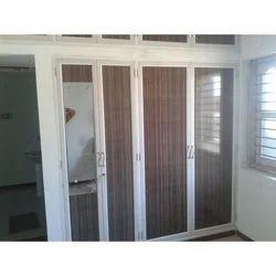 Glossy PVC Hollow Profile Doors