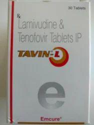 Tavin-L Lamivudine & Tenofovir Tablet