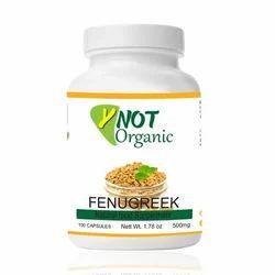 Organic Fenugreek Capsules-500mg