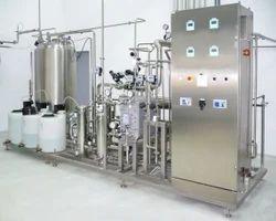Pharma Grade Water Treatment Plants