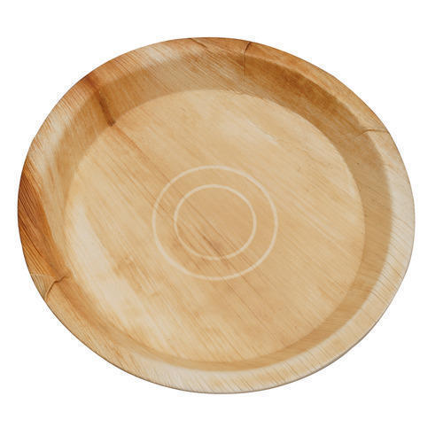 Eco Friendly Disposable Round Plate  sc 1 st  IndiaMART : eco friendly disposable plates - pezcame.com