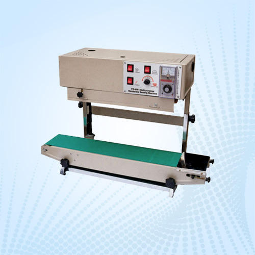 FOR-BRO Vertical Band Sealer, CCSI-30V, Capacity: 1kg - 2kg Pouches/bags