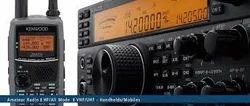 Kenwood HF Walkie Talkie Radio