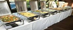 Commercial Catering Service