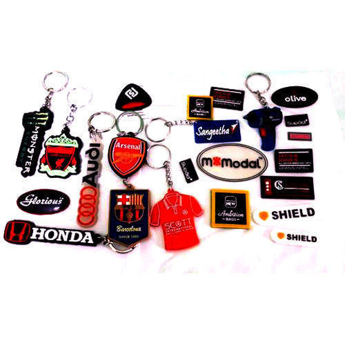Rubber Keychains at Rs 7  piece  d9b718f01