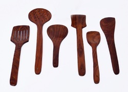 Wooden Spatula At Best Price In India
